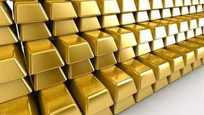 """الذهب يستقر قبل """"كلمة الاحتياطي الأميركي"""""""