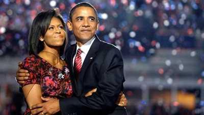 أوباما وميشيل يظهران بأول فيلم من إنتاجهما