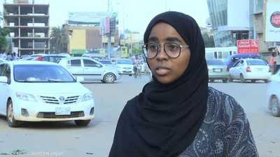 دور بارز للمرأة في أحداث السودان