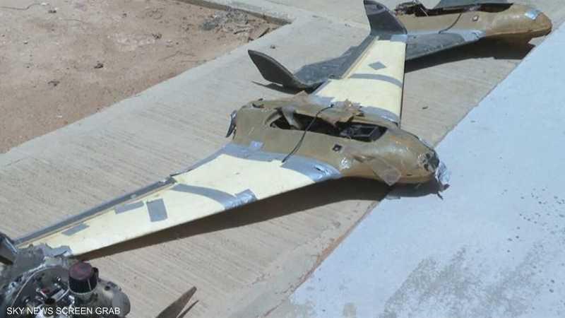 التحالف يسقط طائرتين مسيرتين للحوثيين