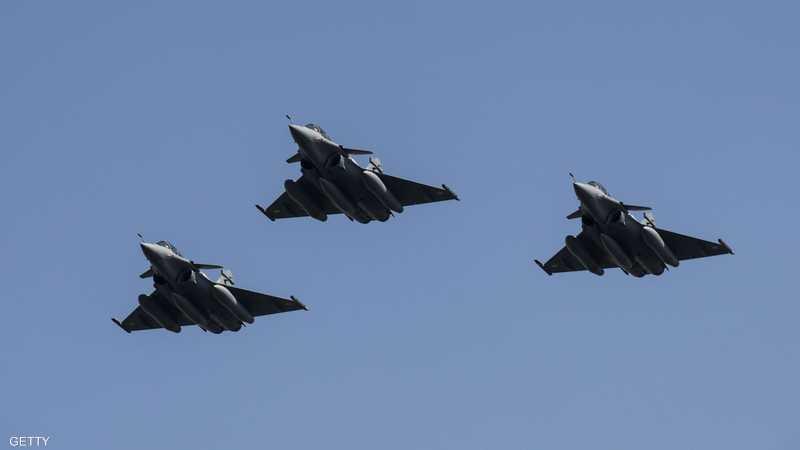 مصر تمتلك 1092 طائرة حربية متنوعة.