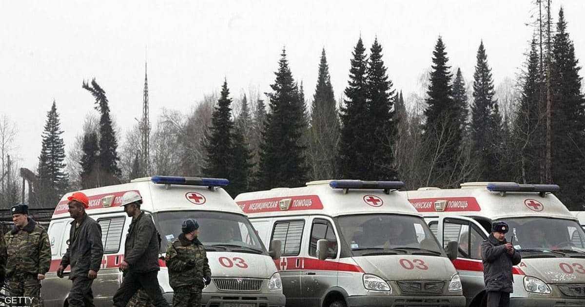 روسيا تعترف: طبيب يحمل آثار الإشعاع بعد انفجار