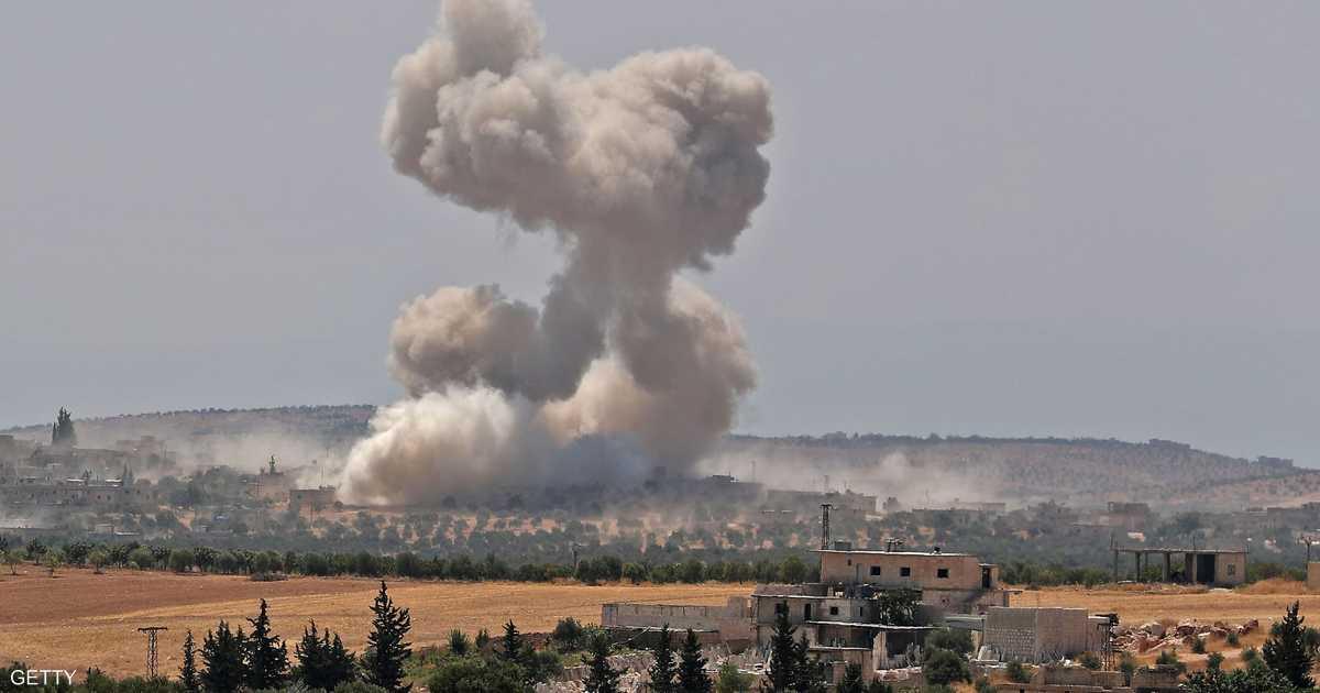 سوريا.. تحرك رباعي على وقع  تصعيد محتدم  في إدلب   أخبار سكاي نيوز عربية