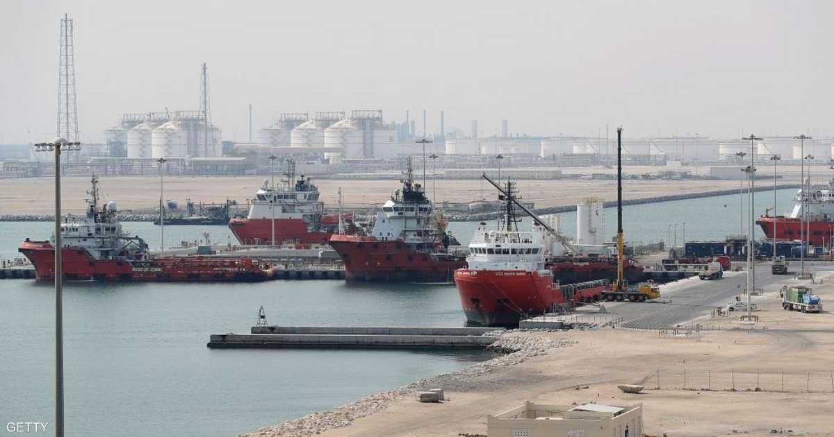 قطر على وشك خسارة صدارة