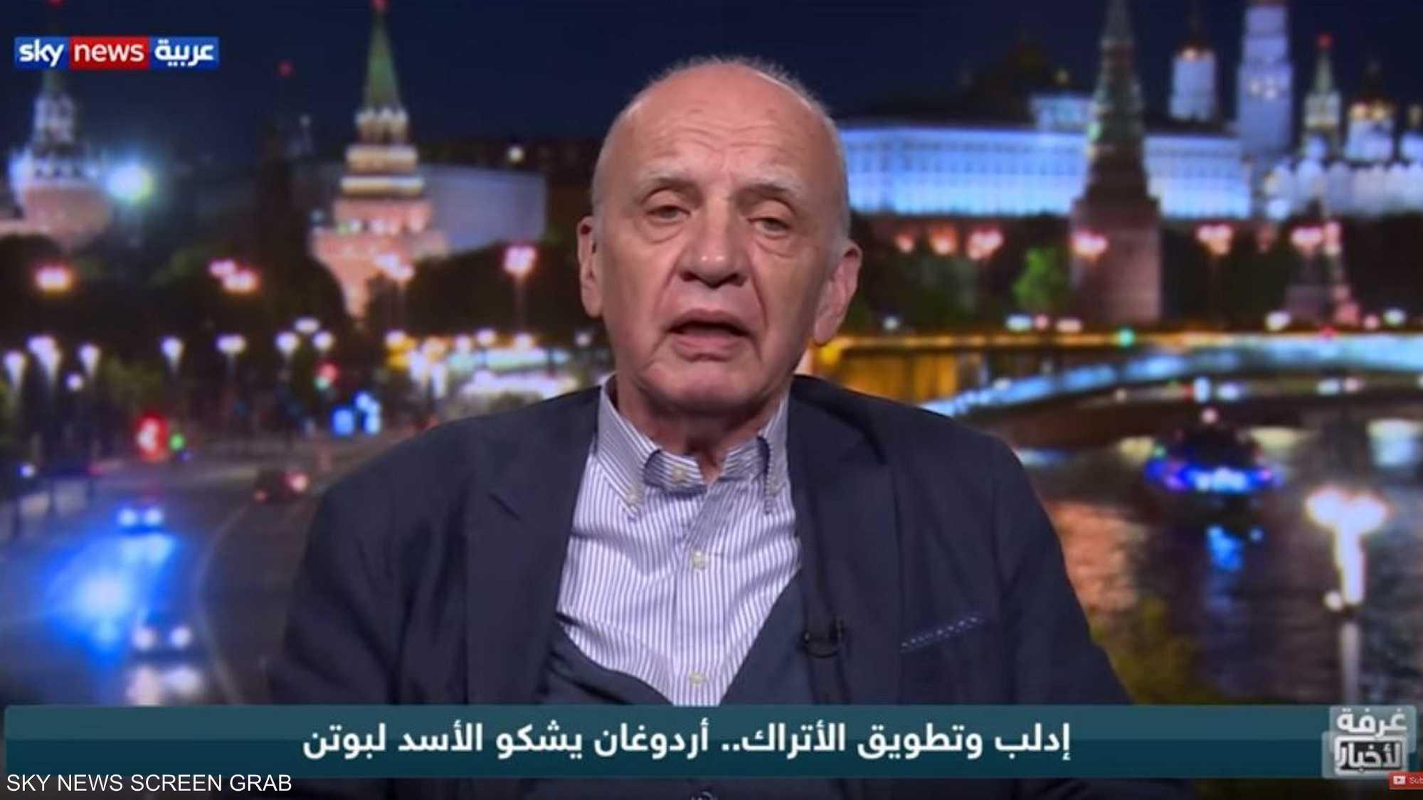 إدلب وتطويق الأتراك.. أردوغان يشكو الأسد لبوتن