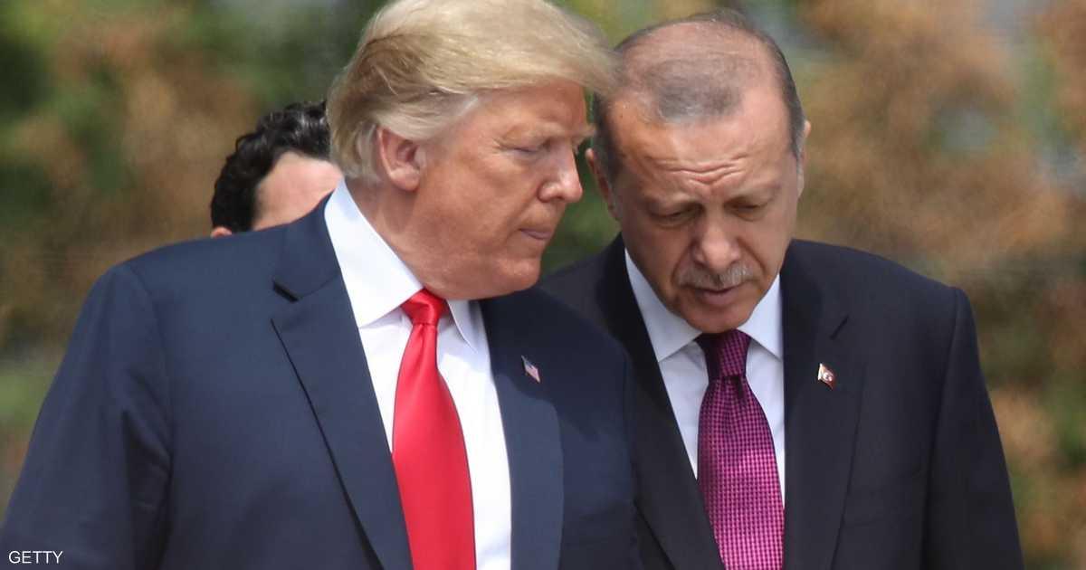 أردوغان يبحث التطورات في سوريا مع ترامب   أخبار سكاي نيوز عربية