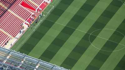 ملعب أنفيلد معقل فريق ليفربول