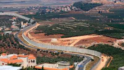 """الجيش الإسرائيلي يعلن إسقاط درون """"أطلقت من لبنان"""""""