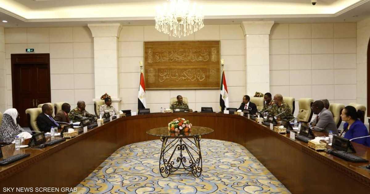 السودان.. المجلس السيادي يحدد موعد الإعلان عن الحكومة   أخبار سكاي نيوز عربية