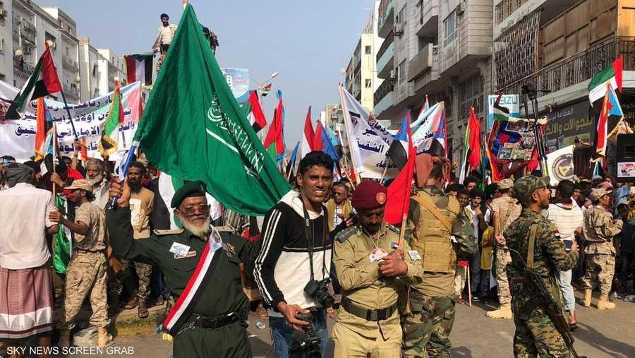 السعودية جمعت الحكومة اليمنية والمجلس الانتقالي في مفاوضات بجدة