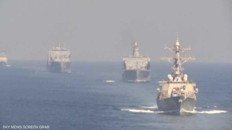 أميركا وفرنسا: الأمن البحري في الخليج أولوية