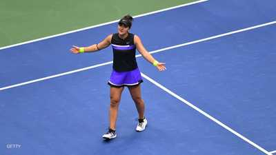 أندريسكو تهزم سيرينا وتحرز لقب بطولة أميركا المفتوحة للتنس