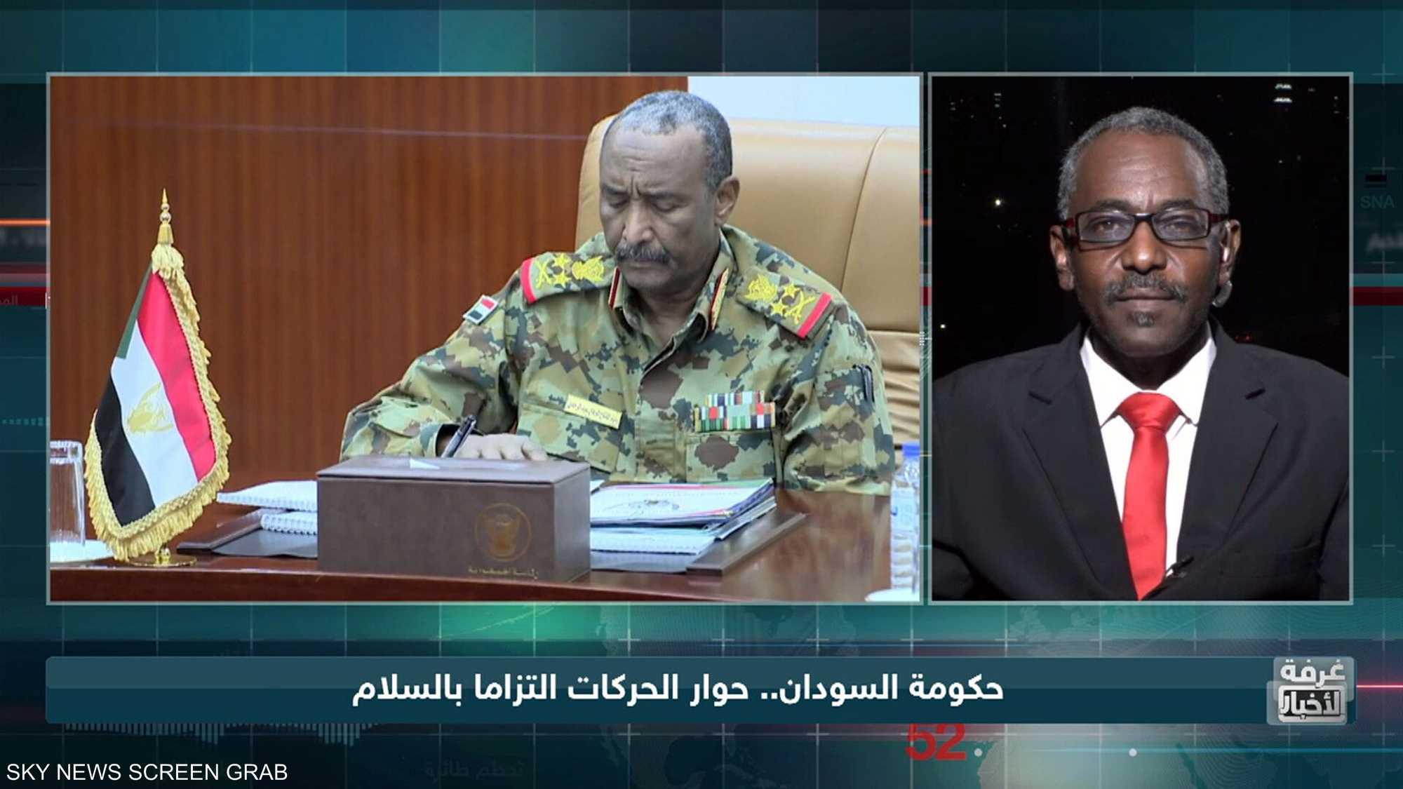 حكومة السودان.. حوار الحركات التزاما بالسلام