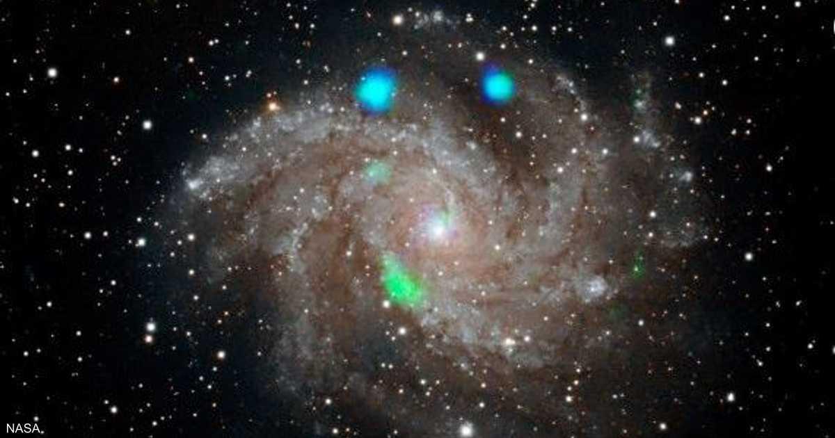 ناسا.. أضواء لامعة غامضة في مجرة بعيدة   أخبار سكاي نيوز عربية