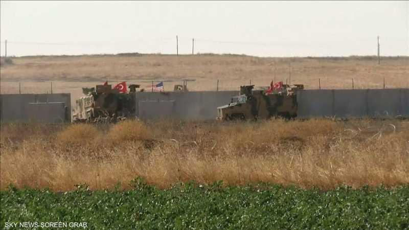 دوريات تركية أميركية مشتركة بالشمال السوري.. ودمشق تندد