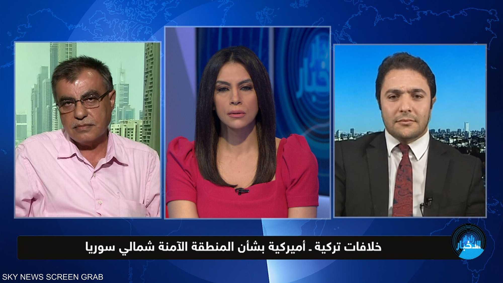 دمشق تدين تسيير أنقرة وواشنطن دوريات مشتركة شمالي سوريا