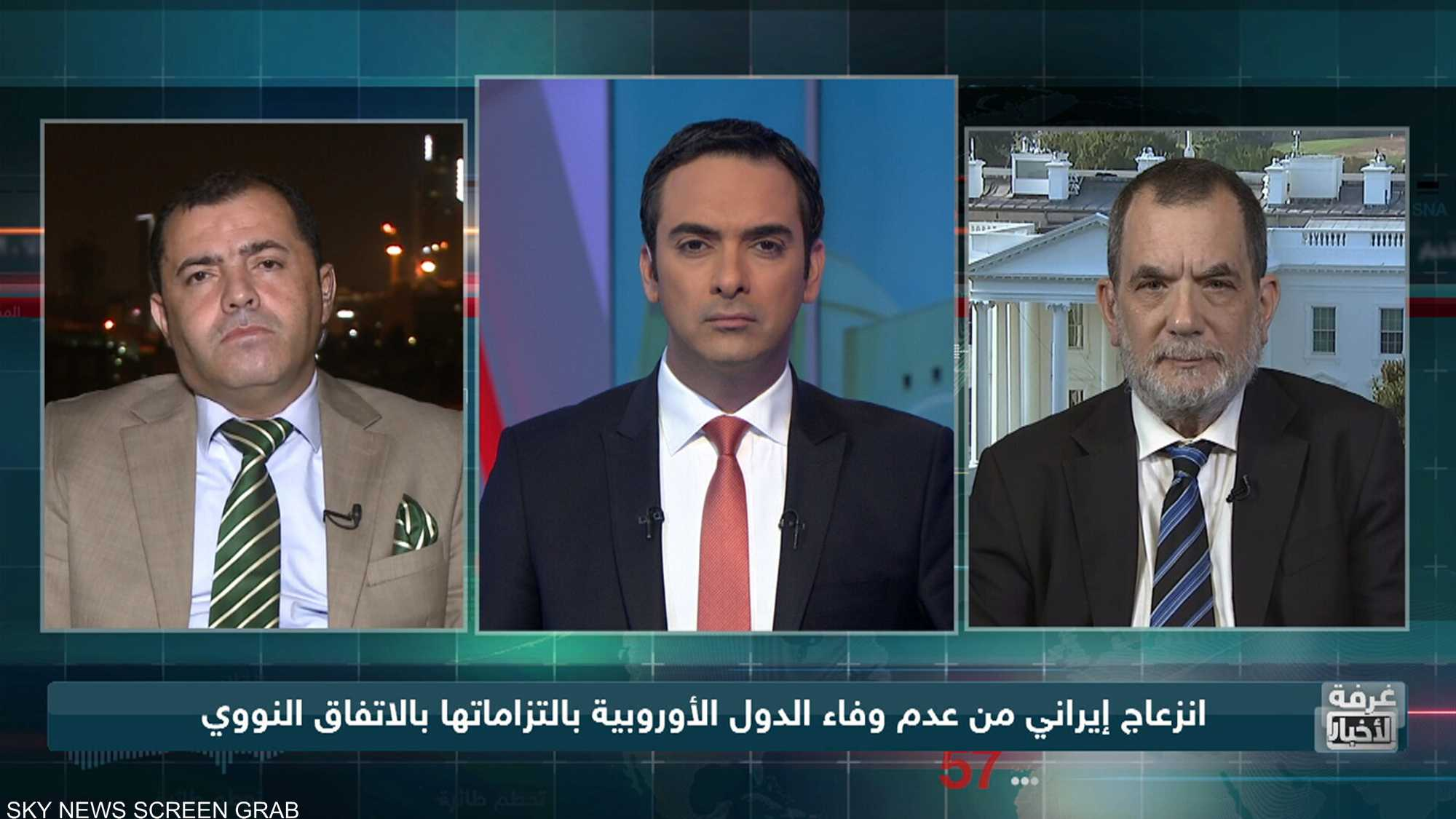 واشنطن تتوعد مشتري النفط من طهران
