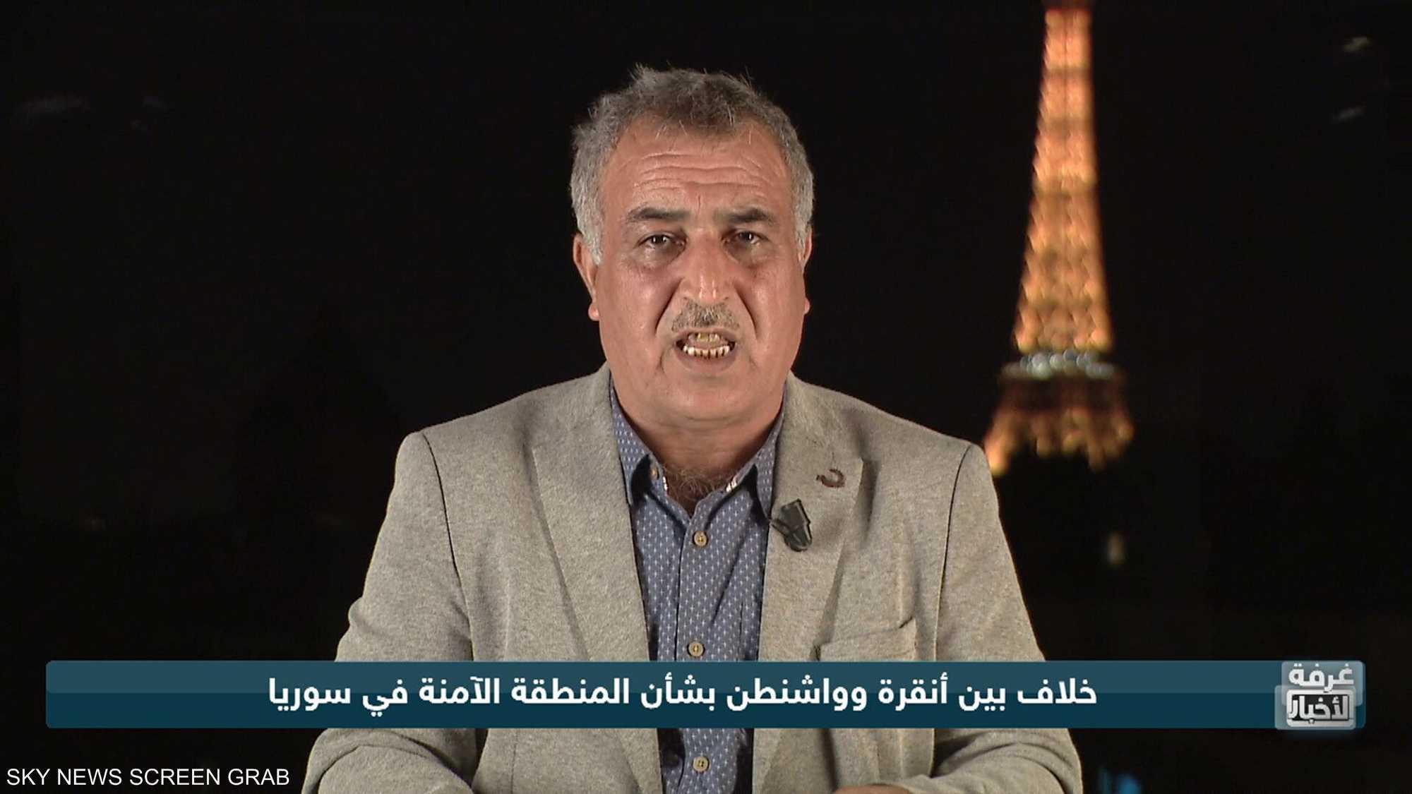 خلاف بين أنقرة وواشنطن بشأن المنطقة الآمنة في سوريا