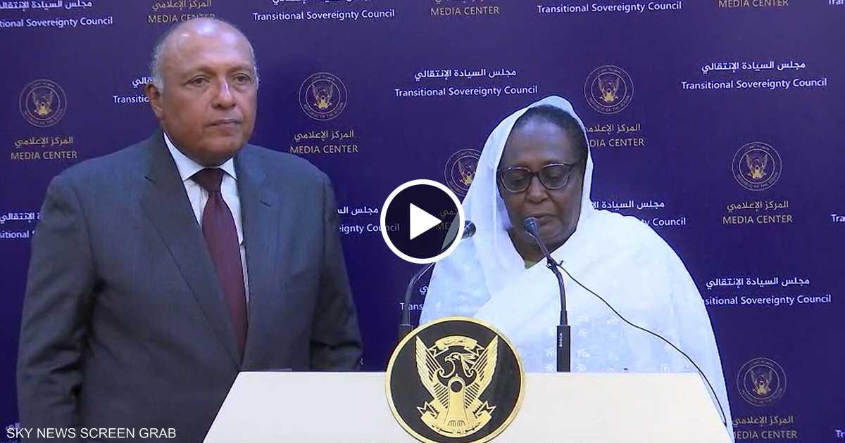 أسماء عبد الله: الاتفاق على تفعيل اللجان السودانية المصرية