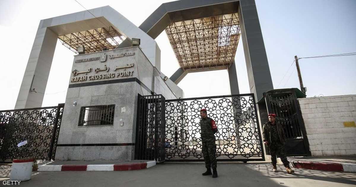 الوفد الأمني المصري يغادر غزة بعد  مباحثات التهدئة    أخبار سكاي نيوز عربية