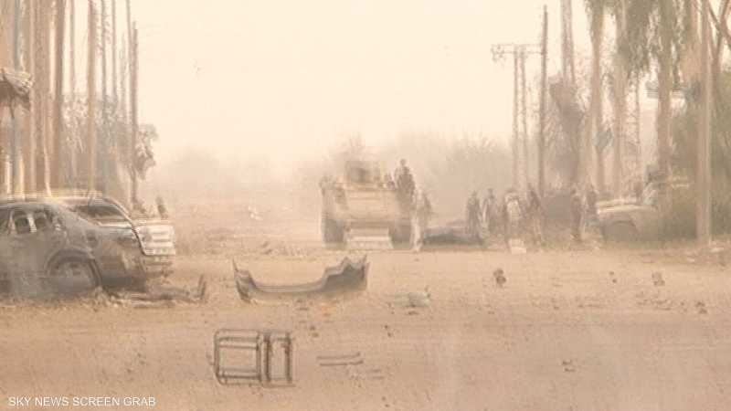 طائرات مجهولة تستهدف قوات إيرانية قرب البوكمال السورية