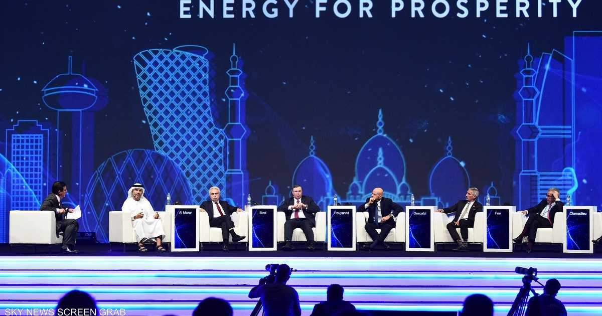 المرر: مؤتمر الطاقة يضع الإمارات على خريطة القطاع عالميا