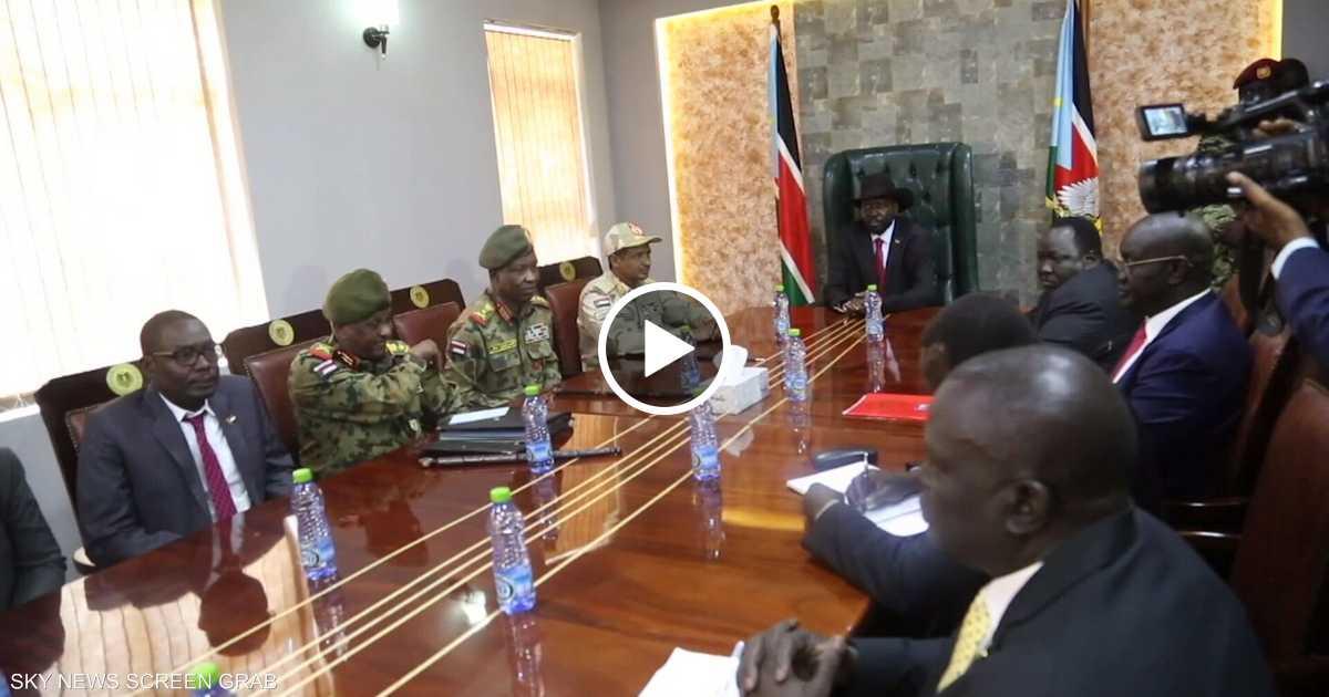جوبا.. محادثات بين الخرطوم وقادة حركات مسلحة