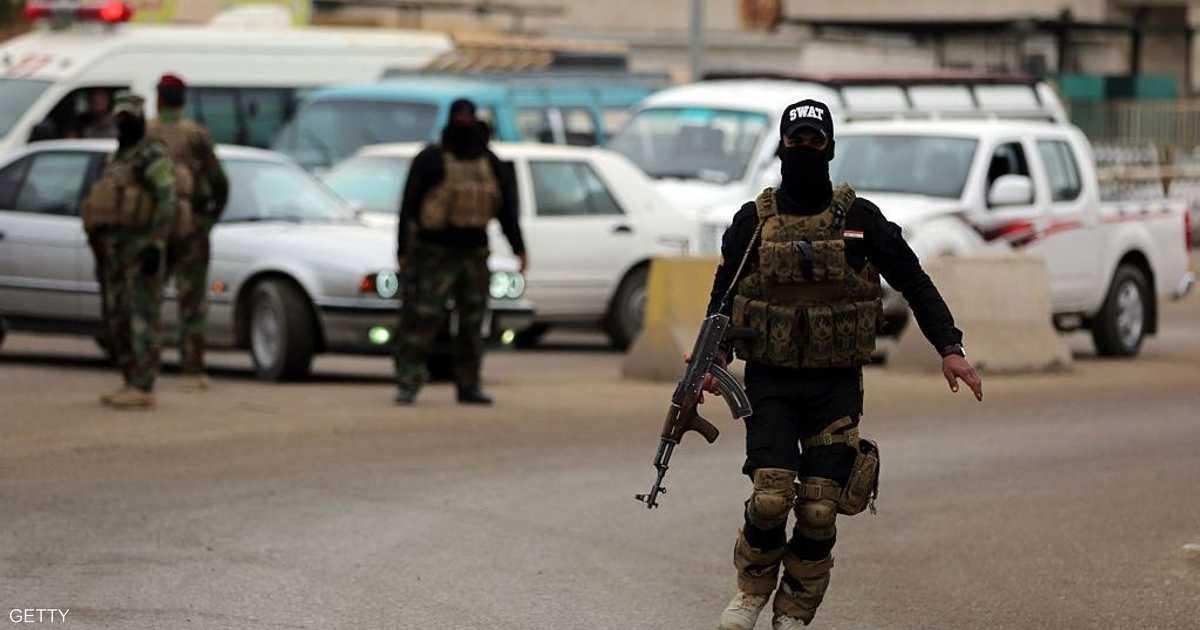 العراق يطلق عملية  التراب الأسود  لملاحقة فلول داعش   أخبار سكاي نيوز عربية