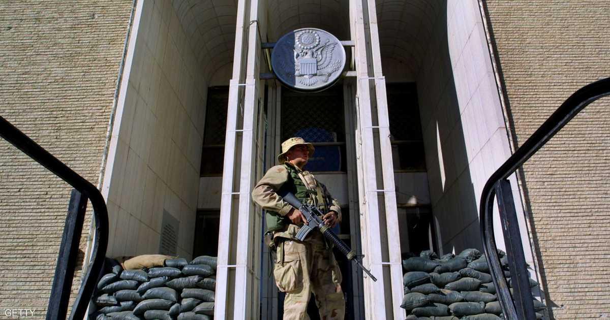 انفجار قرب السفارة الأميركية في أفغانستان