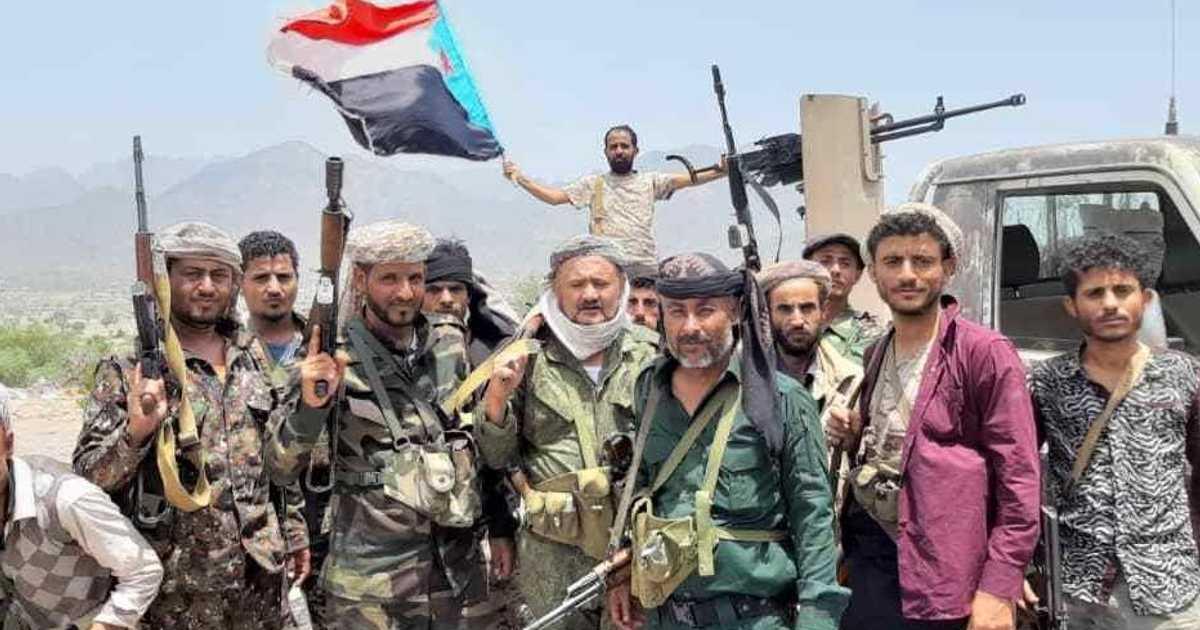 قوات الحزام الأمني تحبط هجوما حوثيا شمالي الضالع