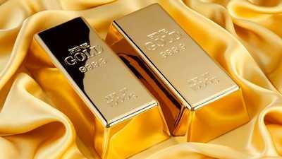 الذهب يصعد مع تراجع الدولار