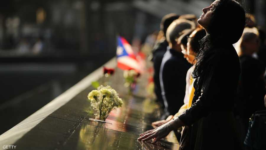 ألكسندرا هاماتي تقف حيث قتل ابن عمها قبل 16 عاما.
