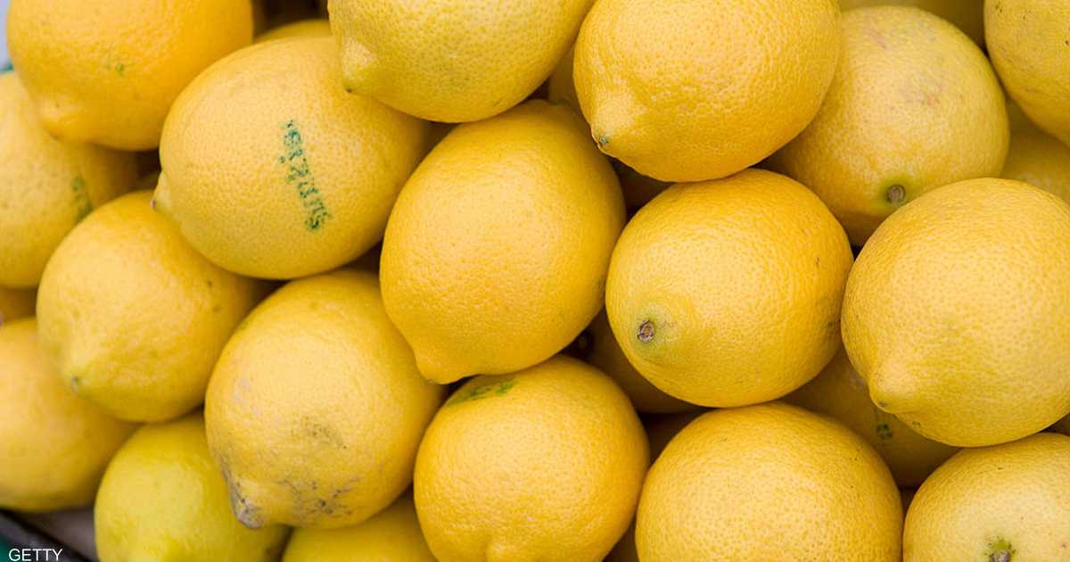 فوائد لليمون قد لا يعرفها كثيرون.. أبرزها في القشر والشم