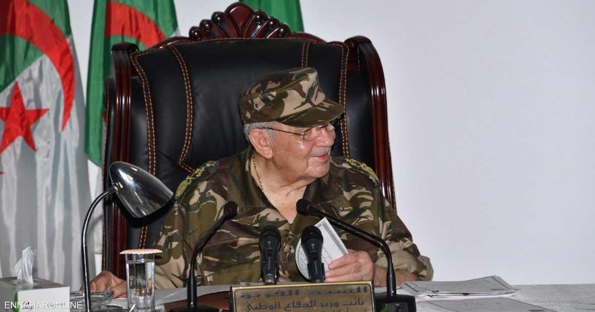 قايد صالح: الجيش الجزائري متمسك بالمسار الدستوري