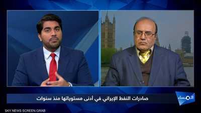 وزير الخزانة: واشنطن مستمرة في حملة الضغوط القصوى على إيران