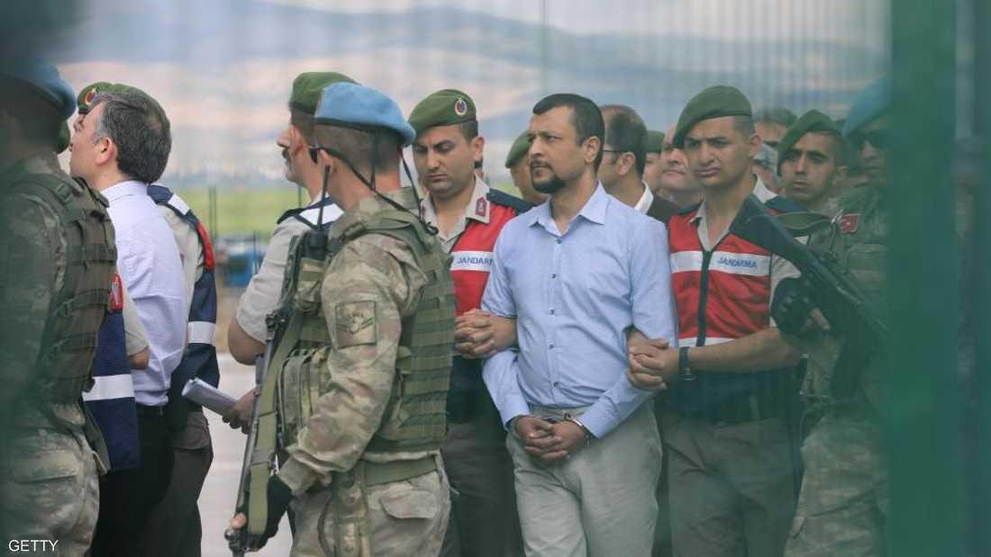 """تركيا.. اعتقالات عسكرية جديدة بذريعة """"الانقلاب الفاشل"""""""