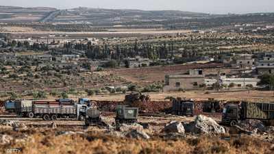 """فتح ممر آمن في إدلب.. و""""لم يخرج أحد"""""""