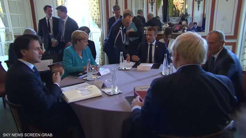 القوى الأوروبية