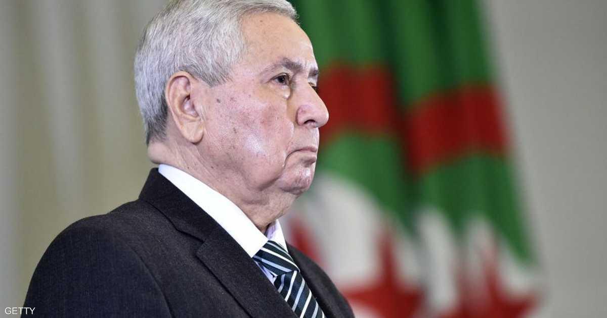 رئيس الجزائر ينهي مهام الأمين العام لهيئة الانتخابات