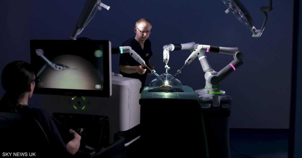 """جراحة """"الروبوت"""".. ثورة قادمة في عالم الطب"""