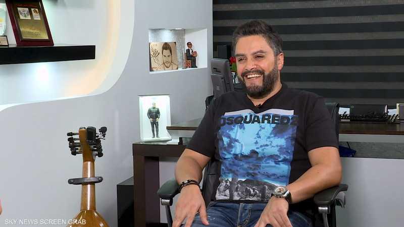 حوار خاص مع المطرب اللبناني هشام الحاج