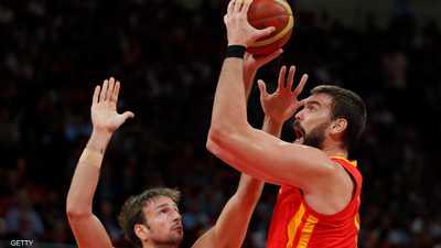 """إسبانيا بطلة لـ""""مونديال السلة"""" للمرة الثانية"""