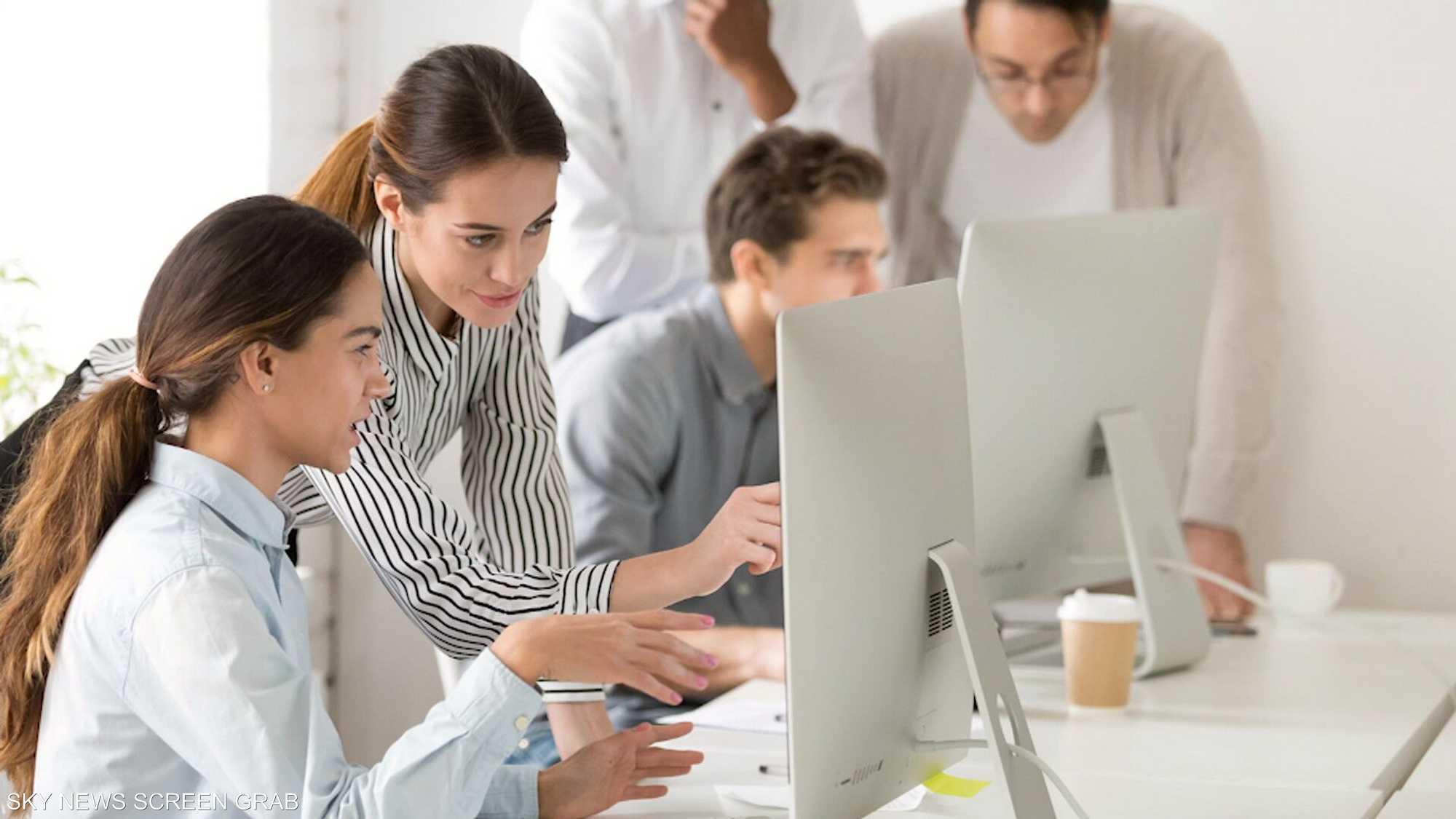 قواعد ومتطلبات الحاجة إلى مساعدة زملاء العمل