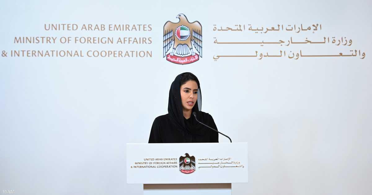 الإمارات تدعو لخفض التصعيد والاعتدال في الجمعية العامة   أخبار سكاي نيوز عربية