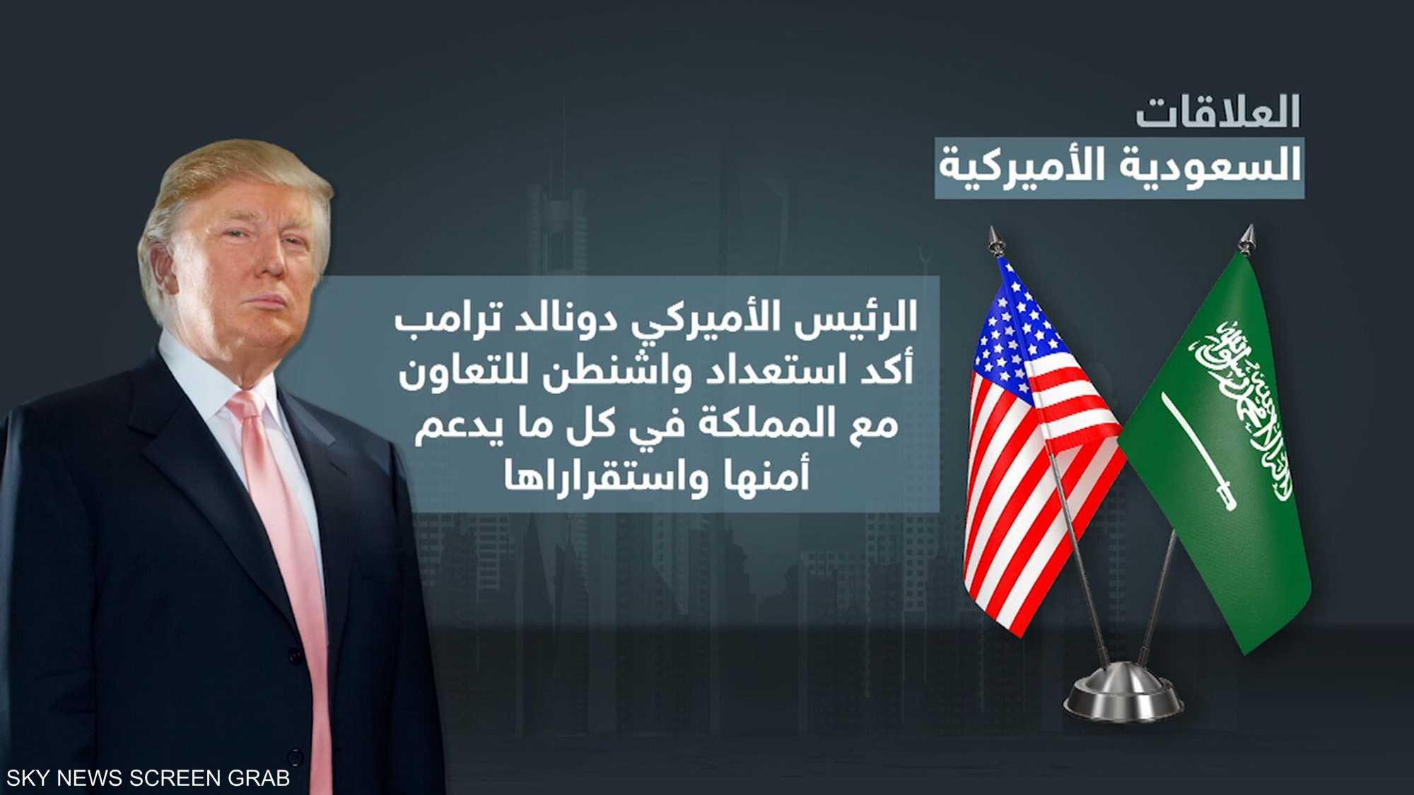 تضامن ودعم أميركي كامل للمملكة عقب تعرضها لهجمات إرهابية