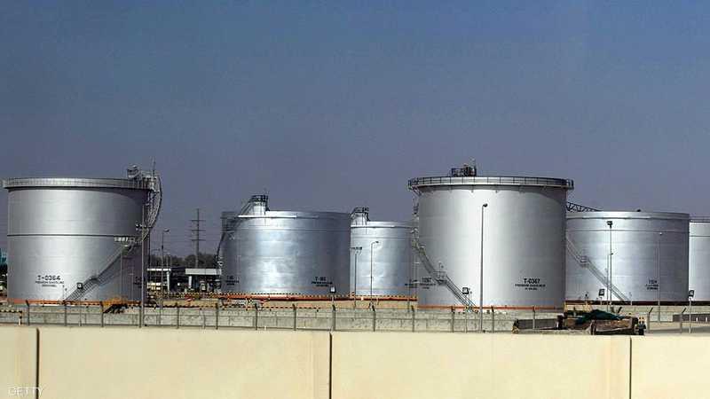 صورة أرشيفية لمنشأة نفطية تابعة لأرامكو