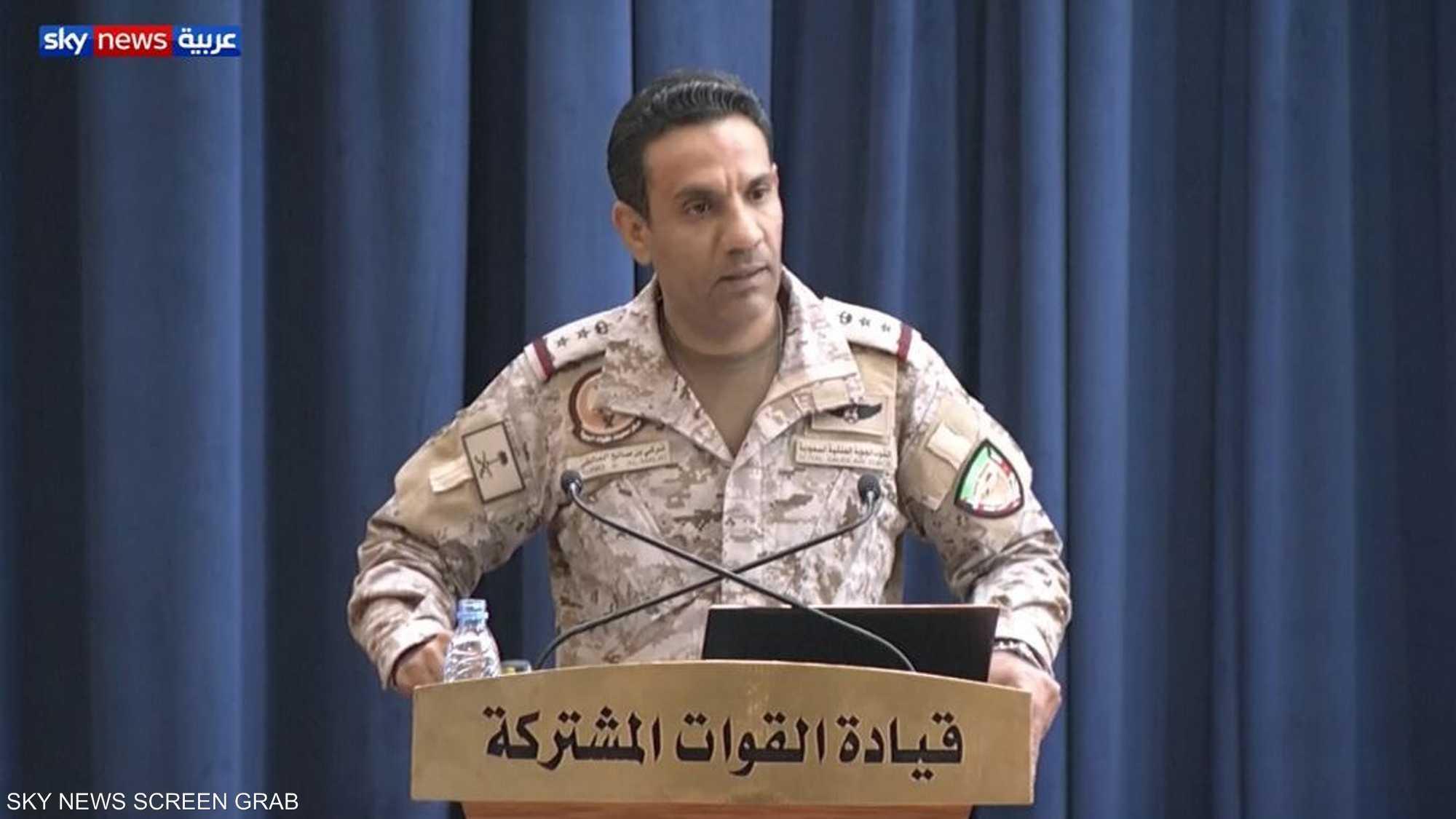 المالكي: الأسلحة المستخدمة بهجوم أرامكو إيرانية الصنع
