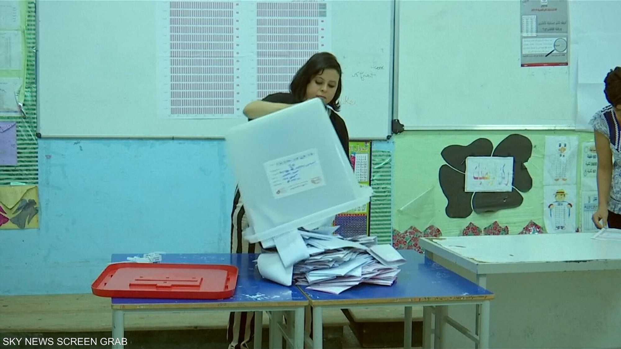 تونس.. ترقب الإعلان الرسمي لنتائج الانتخابات الرئاسية