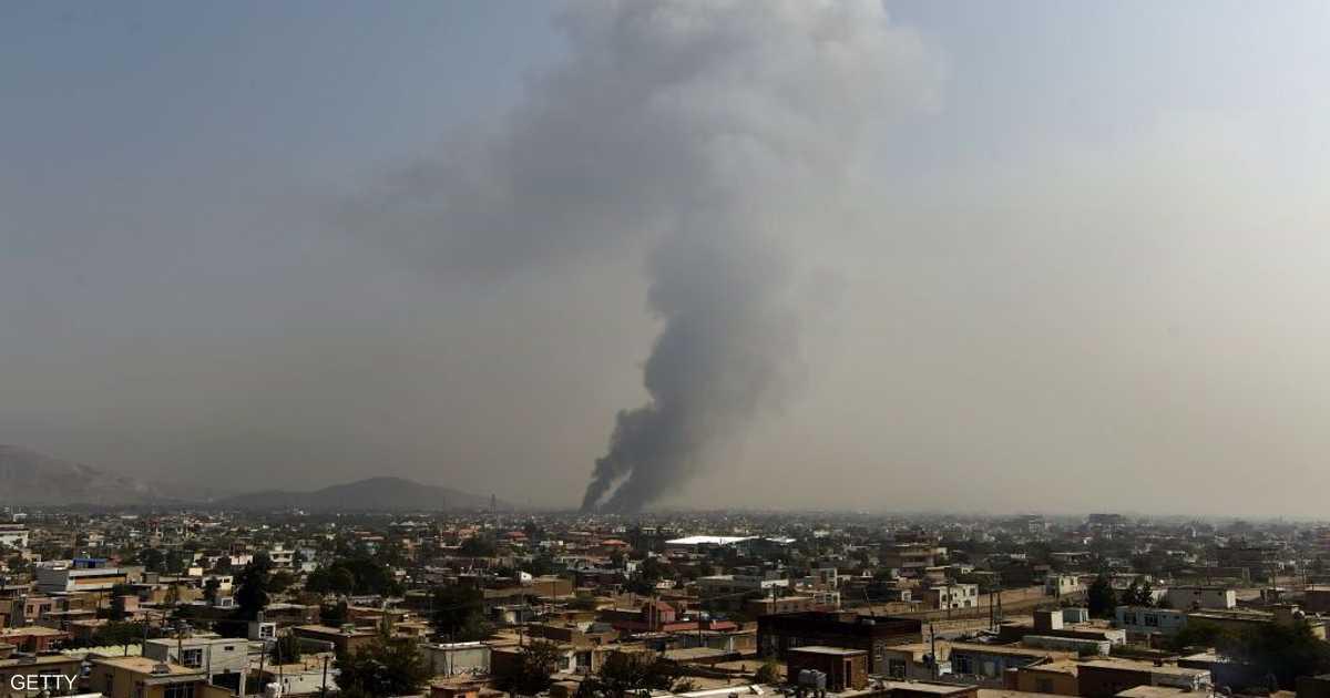 انفجار قرب تجمع انتخابي للرئيس الأفغاني يحصد عشرات الضحايا
