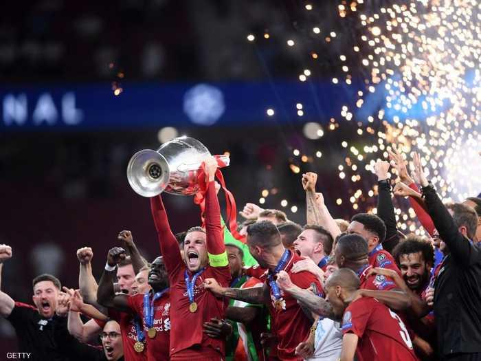 لقب دوري أبطال أوروبا